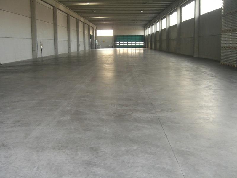 Pavimenti In Cemento Industriale : Pavimenti industriali padova in cemento calcestruzzo resina